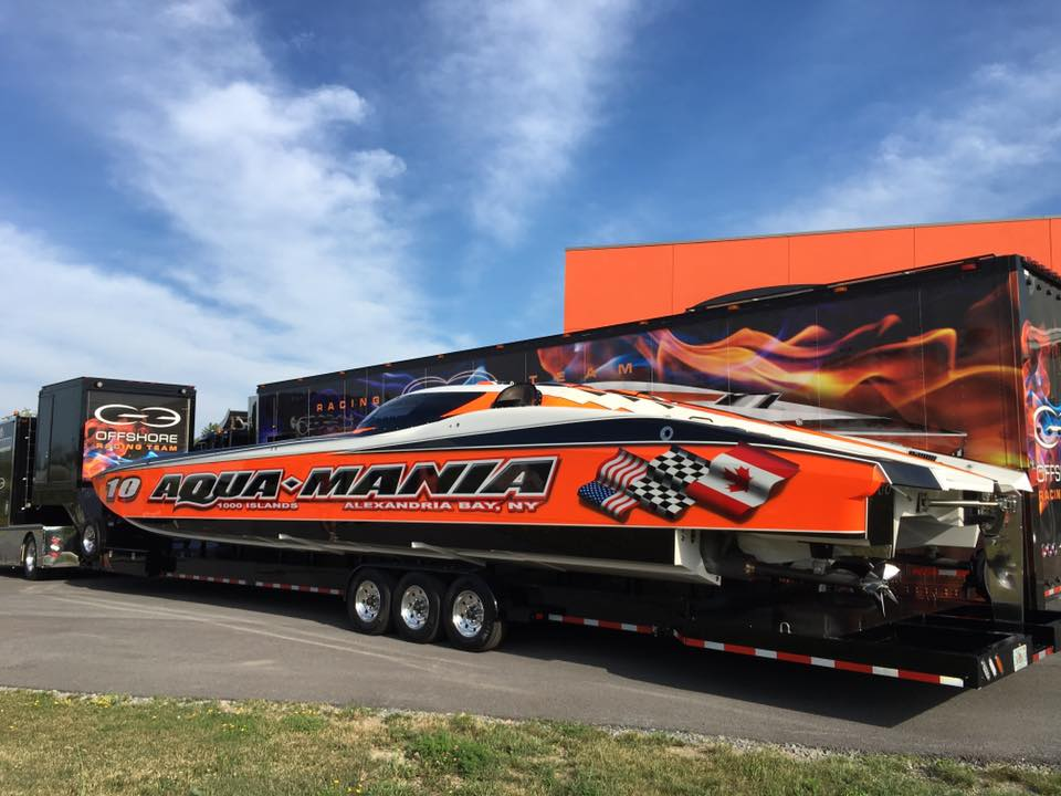 AquaMania/G3 Racing 52 MTI Turbine