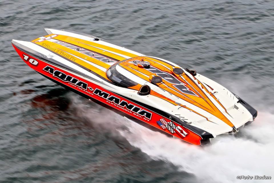 Aqua-Mania / G3 Racing