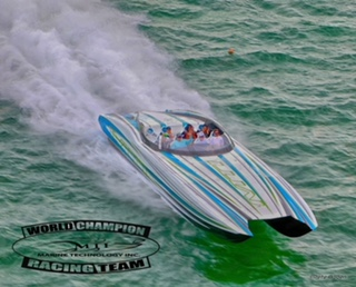 Comrie, Doug - 48' MTI - Platinum Sponsor - Florida